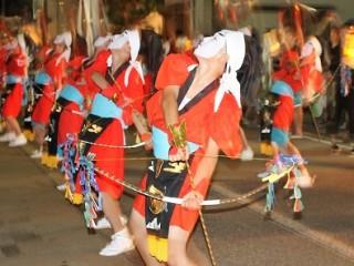 北辰中弓踊り - コピー